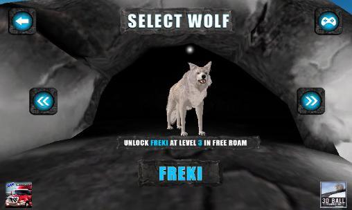 Wolf simulator extreme для Android