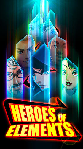 Heroes of elements Screenshot