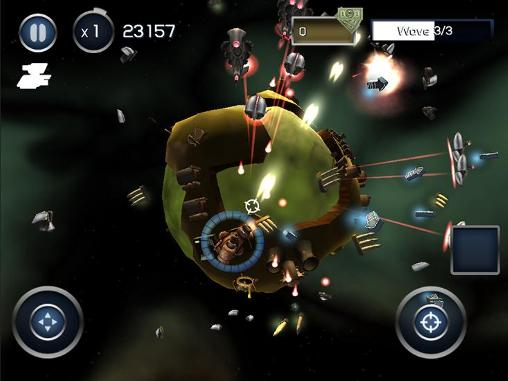 Planetary guard: Defender для Android