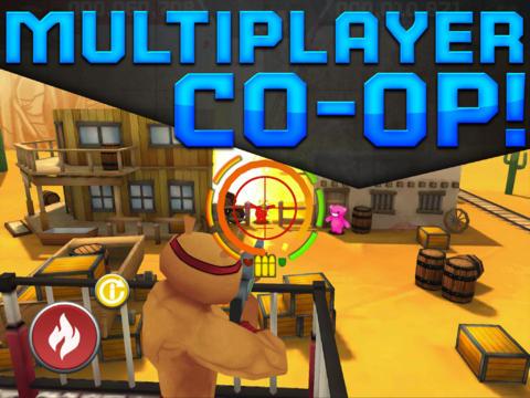 Screenshot Kampfbären: Null auf dem iPhone