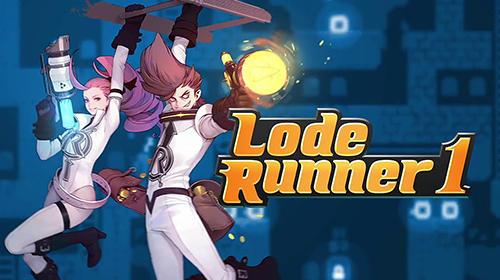 Lode runner 1 captura de tela 1