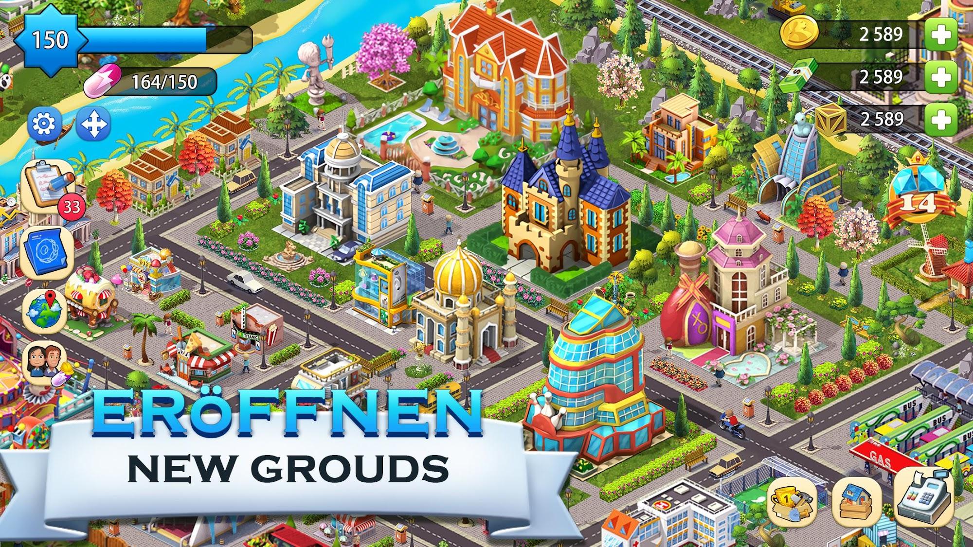 Lily City: Building metropolis screenshot 1