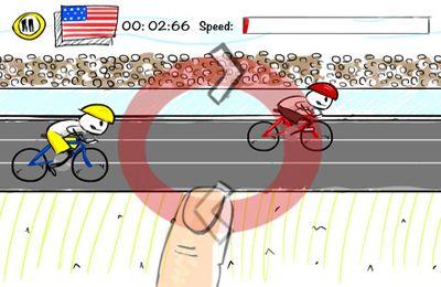 Скриншот Летние игры-каракули на Айфон