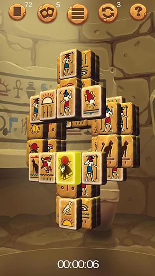 Double-sided mahjong Cleopatra para Android