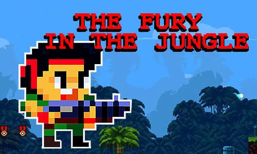 The fury in the jungle скріншот 1