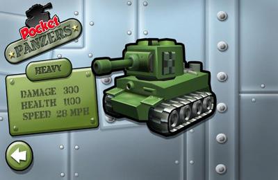 Taschen-Panzer auf Deutsch