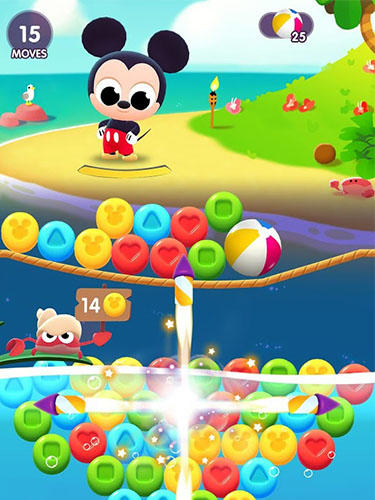 Disney getaway blast pour Android