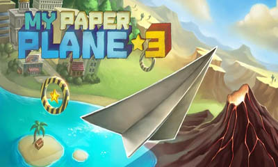 My Paper Plane 3 captura de tela 1