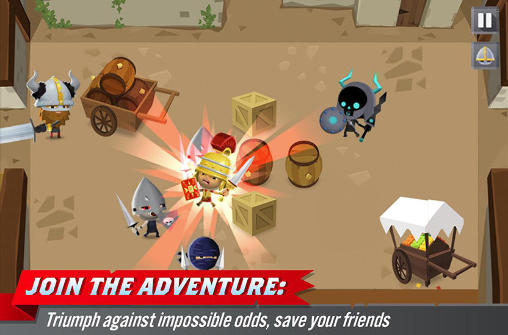 World of warriors: Quest para Android