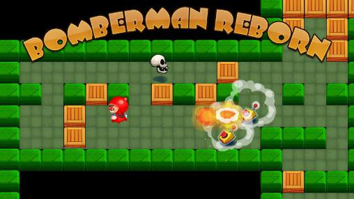 Bomberman reborn screenshot 1