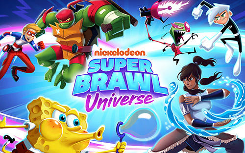Super brawl universe captura de tela 1