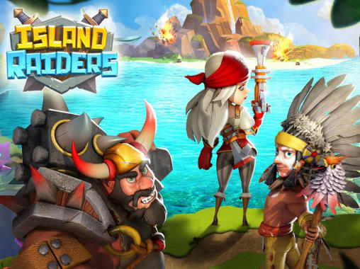 Island raiders: War of legends icono