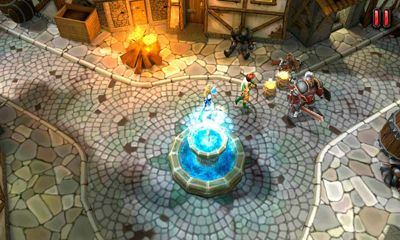 Heroes of destiny pour Android