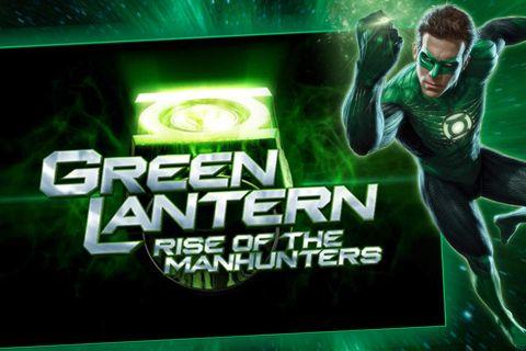 logo O lanterna verde: ascensão dos caçadores de cabeças