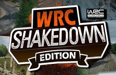 logo Ralley Weltmeisterschaft: Shakedown Edition