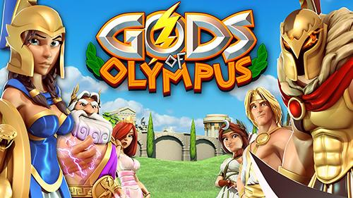 Gods of Olympus скриншот 1