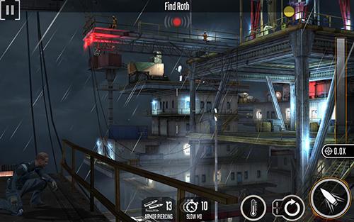 Sniper-Spiele Sniper strike: Special ops auf Deutsch