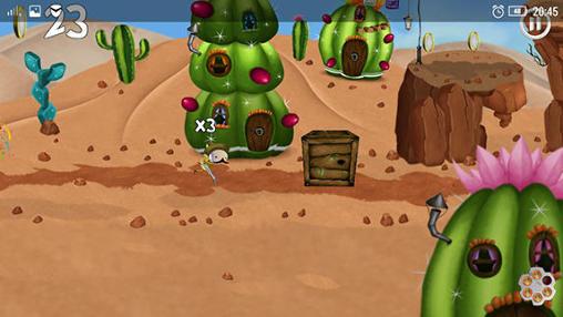 Arcade-Spiele Viva Sancho Villa für das Smartphone