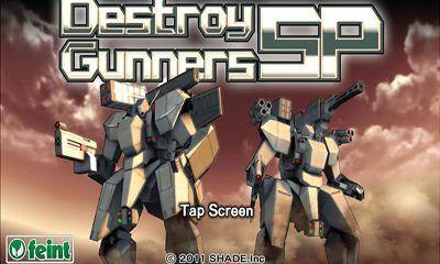 Destroy Gunners SP captura de tela 1