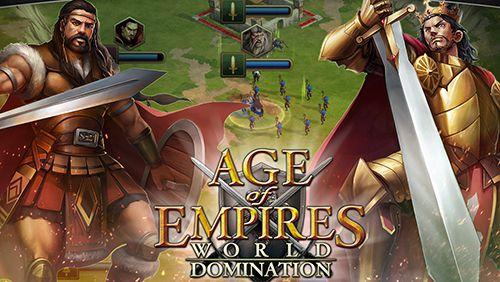 логотип Эпоха империй: Превосходство над миром