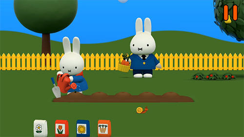 Miffy's world: Bunny adventures! auf Deutsch