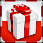 Magic Christmas gifts Symbol