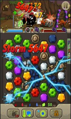 Angry Busters für Android
