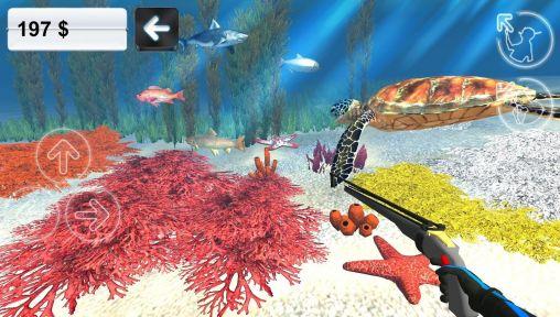 Action Hunter underwater spearfishing für das Smartphone