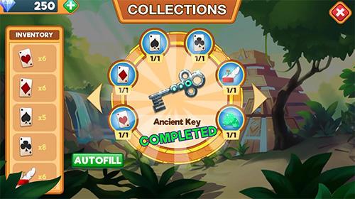 Adventure hearts: An interstellar card game saga для Android