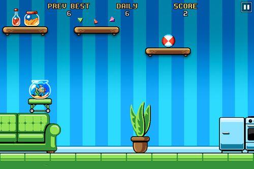 Arcade-Spiele: Lade Fishbowl Racer auf dein Handy herunter