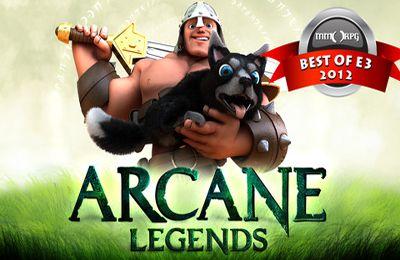 logo Arcane Legenden