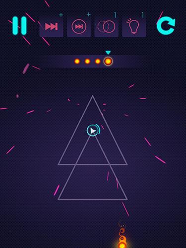 Logik Beat balls: The magic loop für das Smartphone