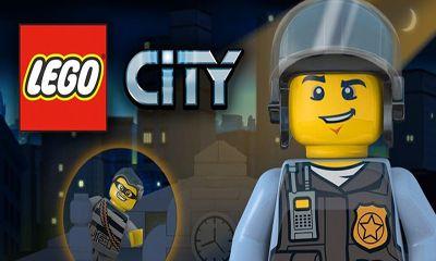 LEGO City Spotlight Robbery Symbol