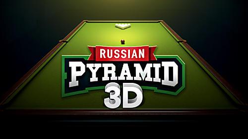 Russian pyramid 3D captura de tela 1