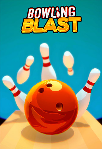 Bowling blast: Multiplayer madness captura de pantalla 1