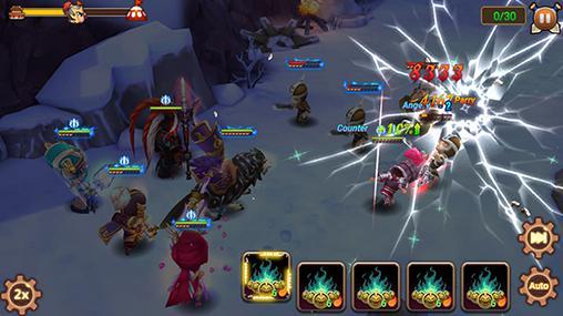 Strategische RPG-Spiele 3k: Art of war auf Deutsch