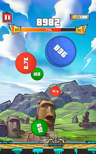 C.G.B. Car gun ball für Android