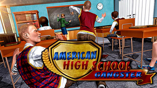 American high school gangster capture d'écran