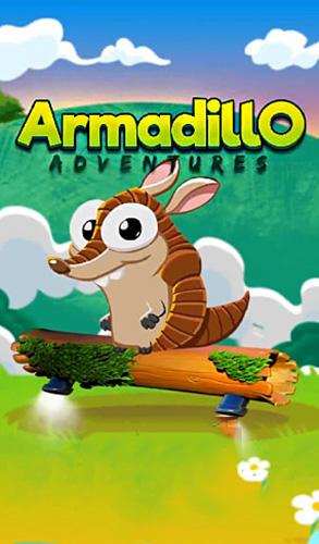 Armadillo adventure: Brick breaker Screenshot