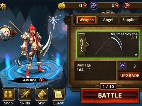 Multiplayerspiele: Lade Klingen Krieger auf dein Handy herunter