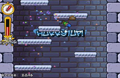 Screenshot Der eisige Turm auf dem iPhone