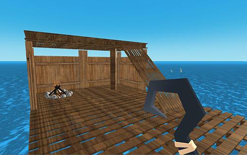 Survive on raft captura de pantalla 1
