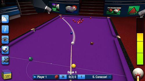 Pro Snooker und Pool 2015 auf Deutsch