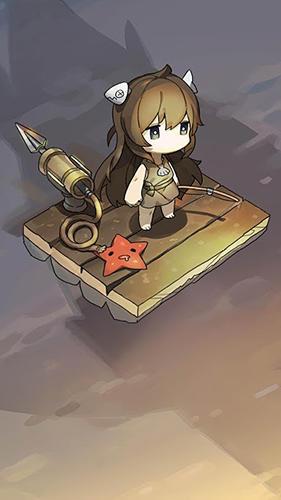 A girl adrift Screenshot