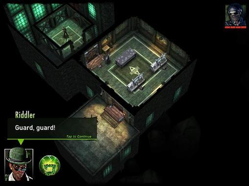 Batman: Arkham underworld für Android