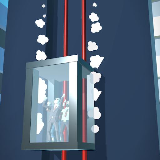 Lift Survival 3D - elevator rescue surviving game icône