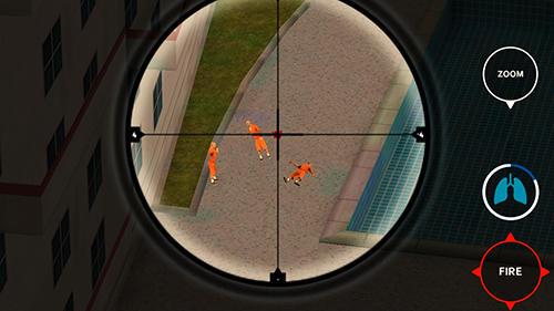 Miami SWAT sniper game für Android