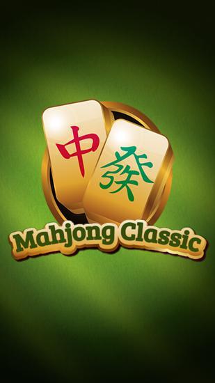 Mahjong classic скриншот 1