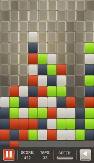 Quadrat Smash: Umgekehrte Blöcke für Android