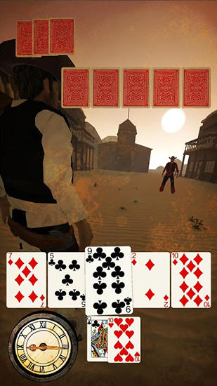 Outlaw poker screenshot 3